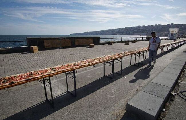 worlds longest pizza 7