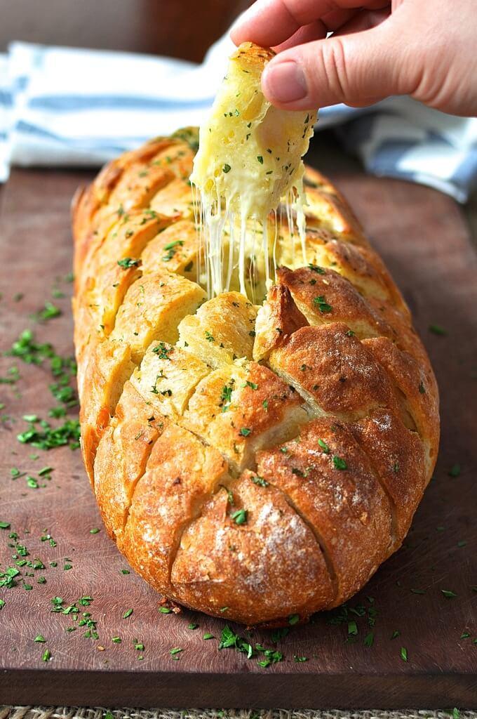 cheesy garlic bread recipe 2 (1)