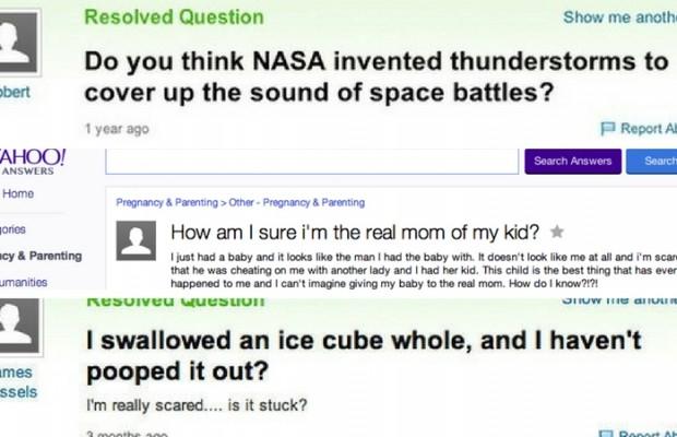 Stupid Internet People