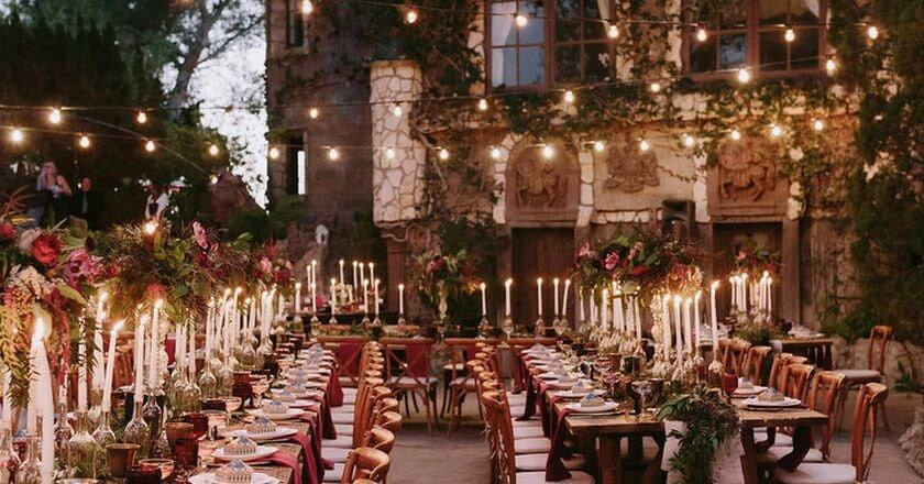This Harry Potter Themed Wedding Is So Magical It Should