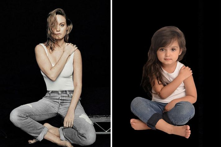 3-Year-Old Dresses Up As Famous Strong Women 24