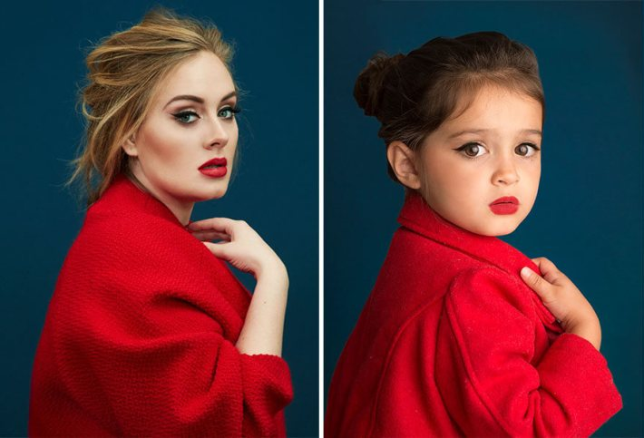 3-Year-Old Dresses Up As Famous Strong Women 6