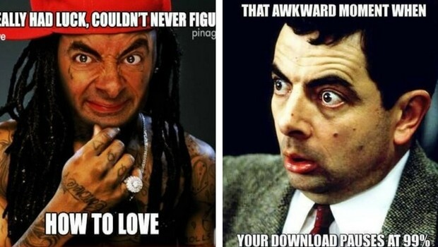 Mr Bean Meme Dump To Make You Remember His One Of The Funniest