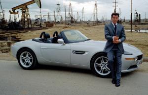 cars that james bond destroyed