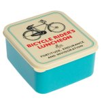 bicycle lunch box