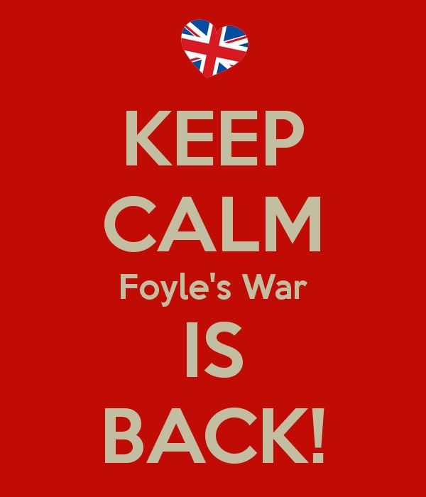 Foyle's War is back!
