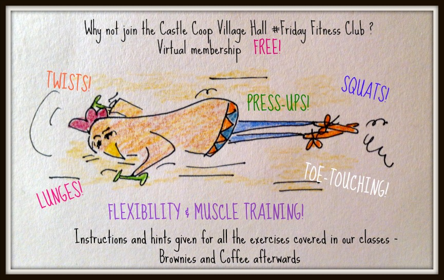 Castle Coop fitness classes