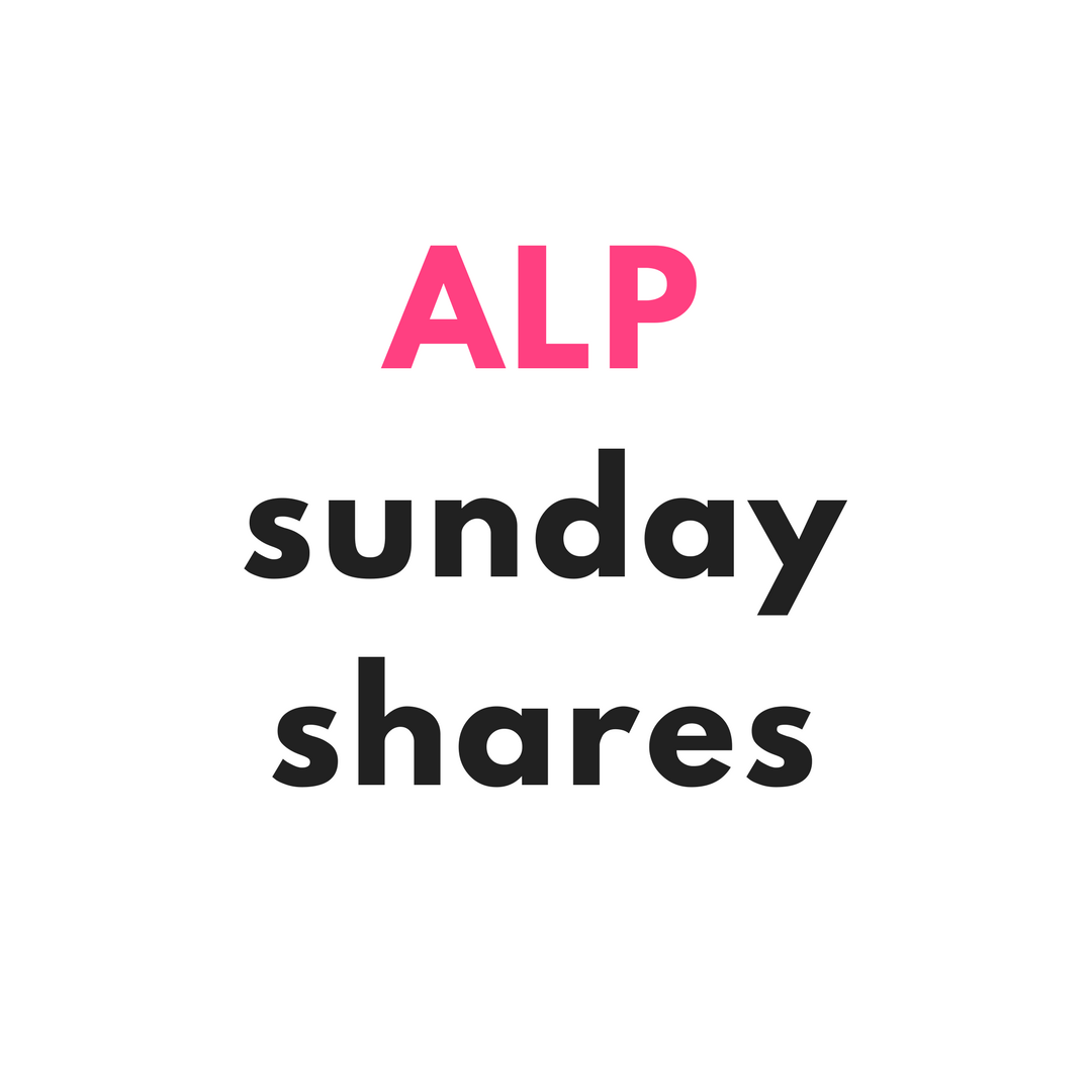 Sunday Shares