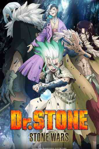 Episode 0 Dr. Stone: Stone Wars