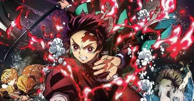 Japanese Manga Demon Slayer