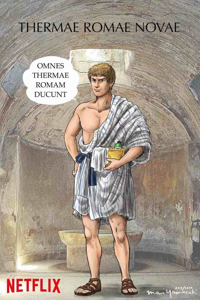 Thermae Romae Bathhouse Comedy