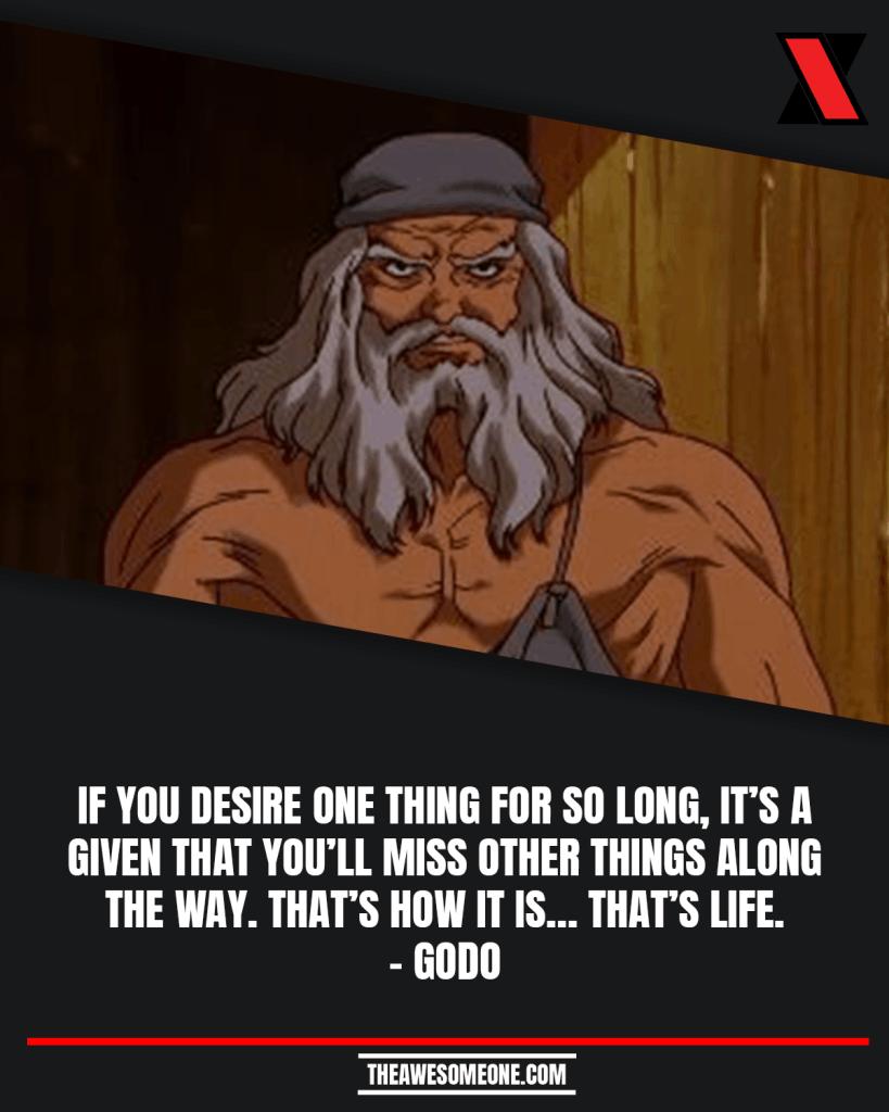 Godo Quotes
