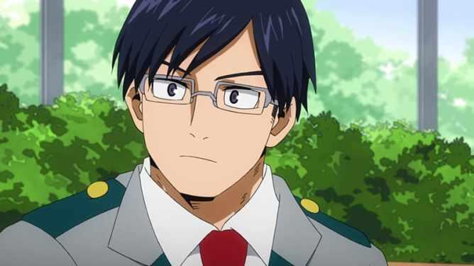 My Hero Academia Fans Favorite Tenya Iida