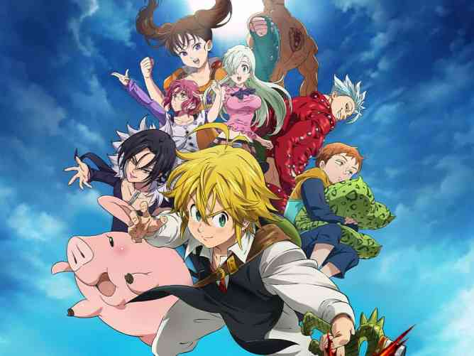 The Seven Deadly Sins Watch Order