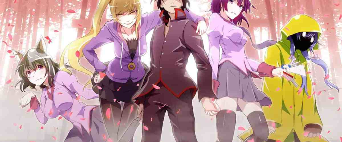 Monogatari Series Watch Order