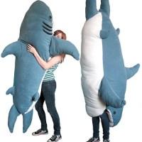Cool Finds: The Chum Buddy Shark Pillow