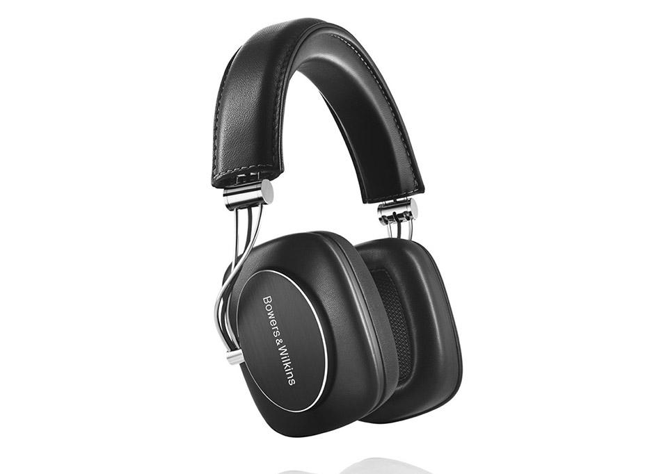 BampW P7 Wireless Headphones