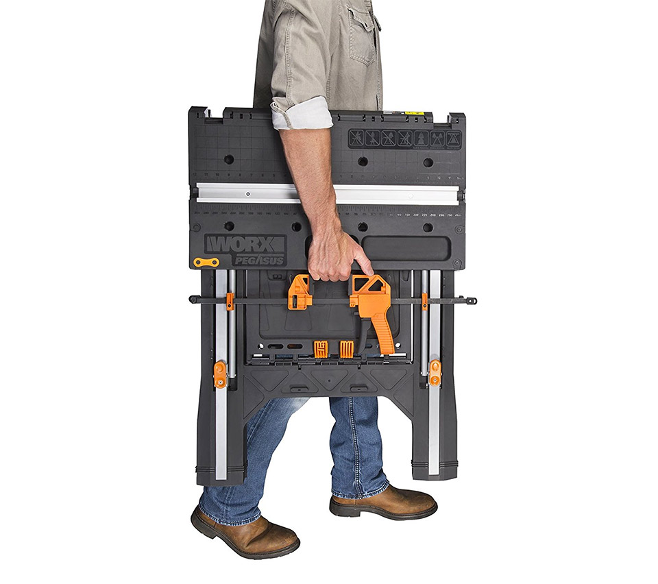 Worx Pegasus Work Table The Awesomer
