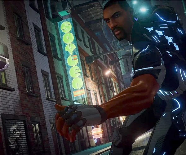Crackdown 3 The Awesomer
