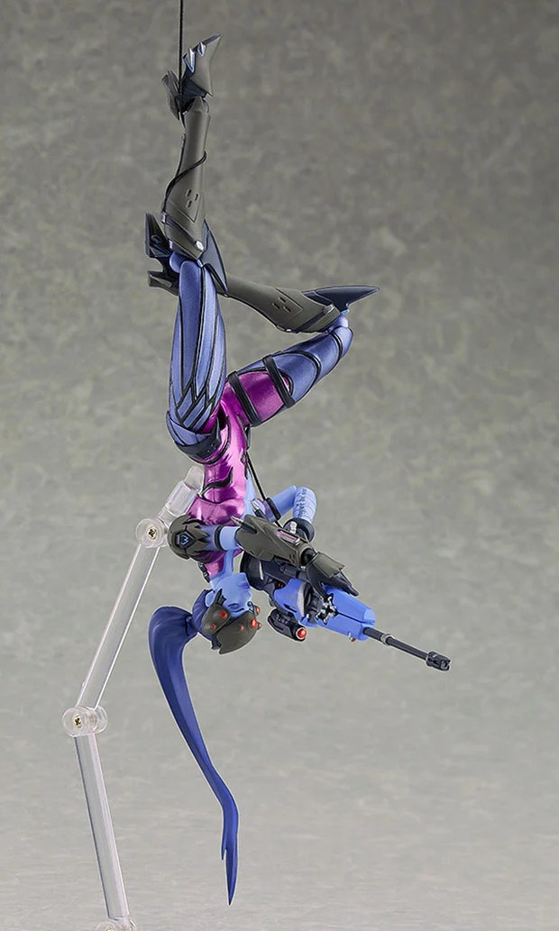 Check Out This Sweet Figma Overwatch Widowmaker Action Figure