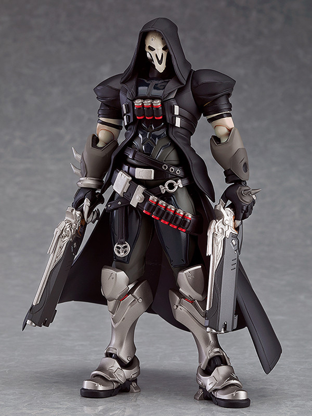 The Kickass Reaper Joins The Overwatch Figma Action Figure