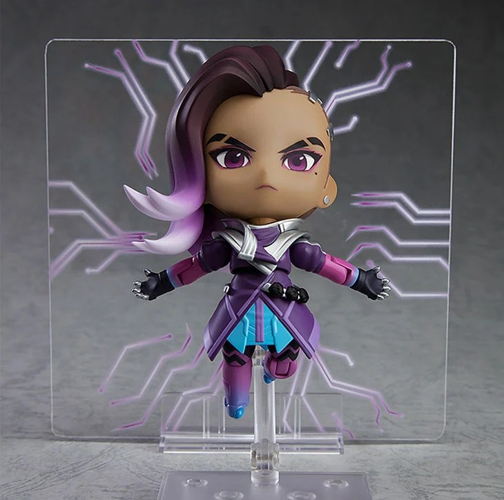 Overwatchs Sombra Gets Her Own Nendoroid Action Figure
