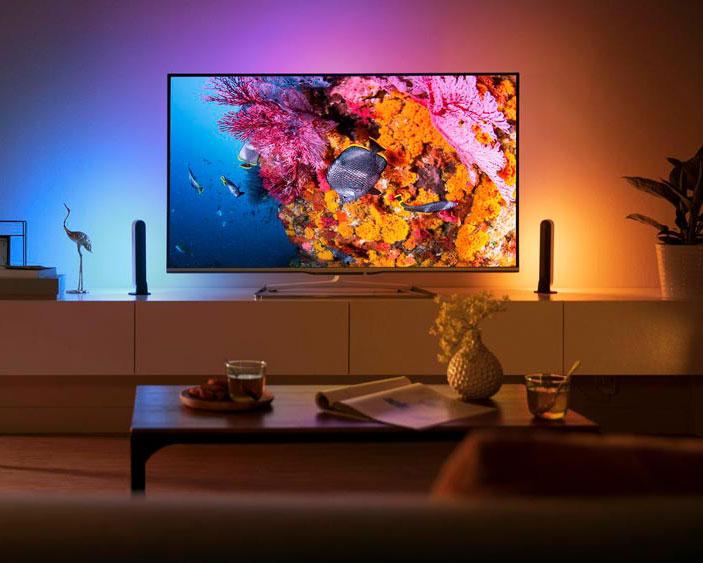 Tv Stand Led Lights