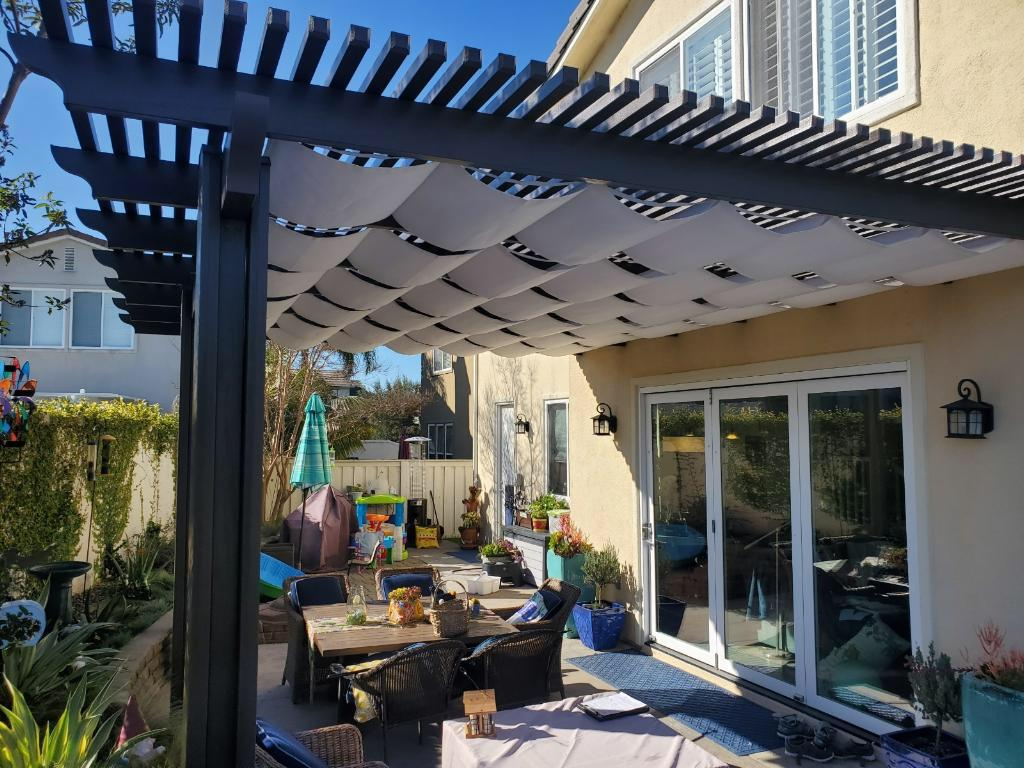 alumawood patio covers the awning