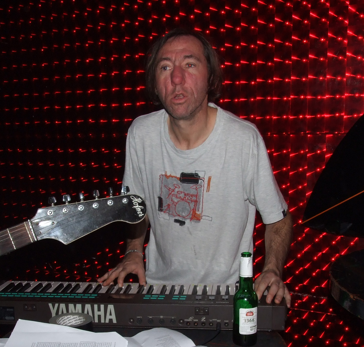 Bob Brannigan - I can't believe its not Eno!