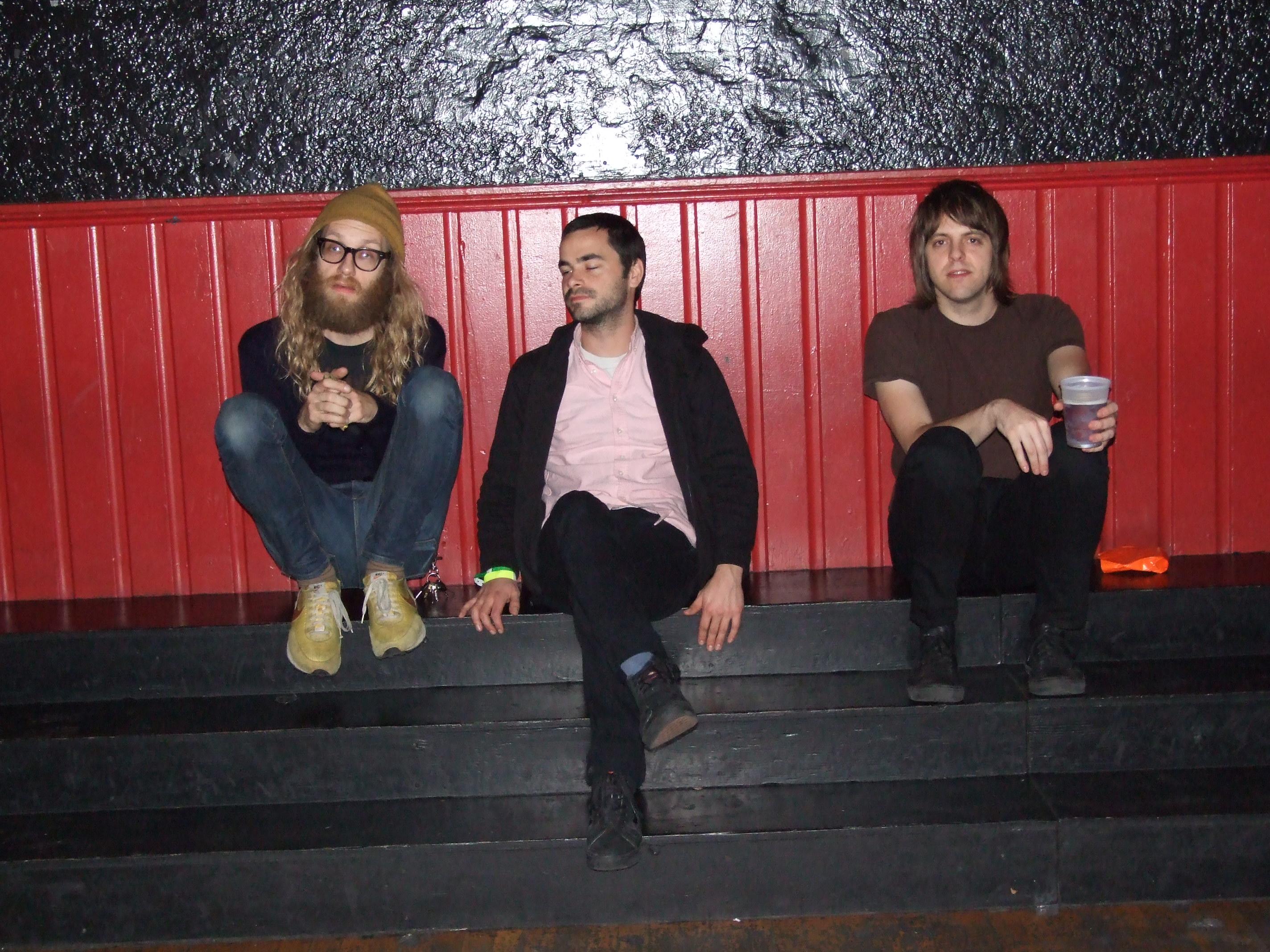 Times New Viking (sans Beth), Maxwells, Hoboken NJ