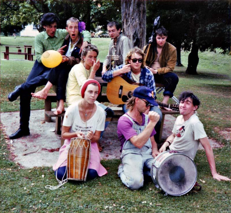 Axmin in Whangarei 1985 (1/2)