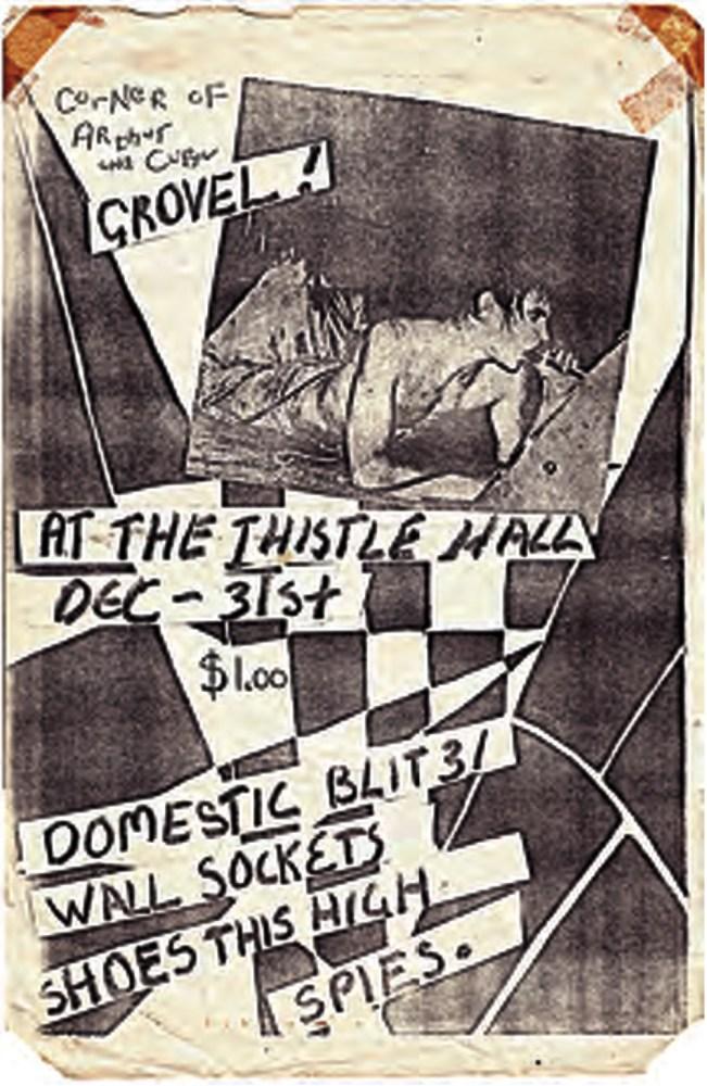 Shoes This High - Live 22 June 1980 - Recording C/- Bob Sutton (2/4)