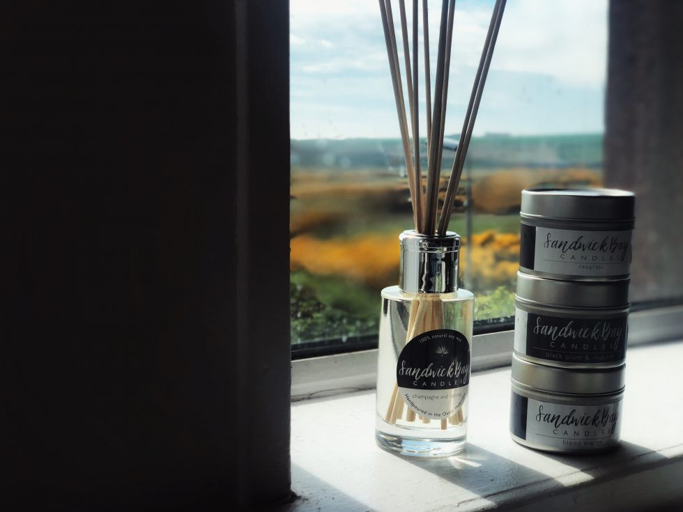 Scottish candle gifts