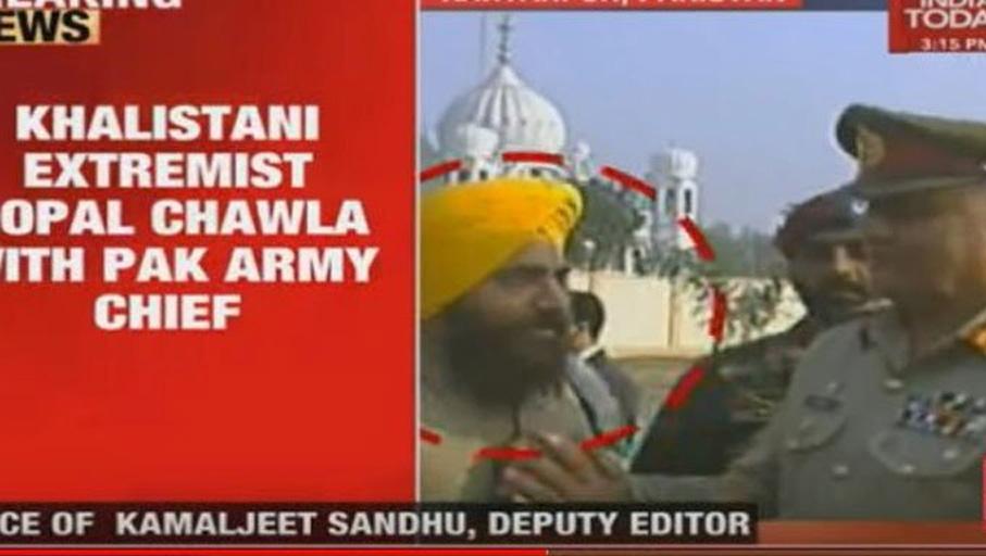 DG ISPR laments India media over propaganda on COAS-Chawla handshake