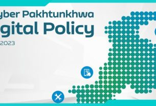 KP govt digital policy