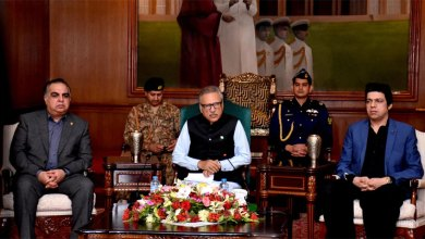 President, Governor Sindh vow to resolve Karachi issues