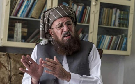 Maulana Samiul Haq assassinated