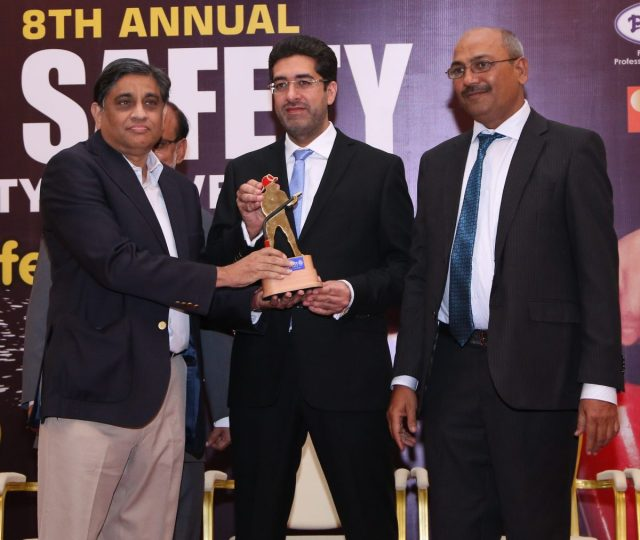 SSGC wins 8th Fire and Safety Award