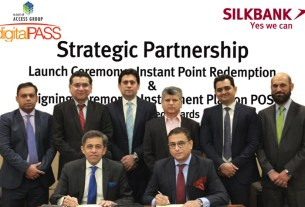 SilkBank & Access group