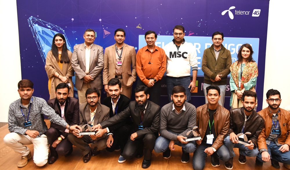 Telenor Pakistan and Microsoft team up to Code for Pakistan