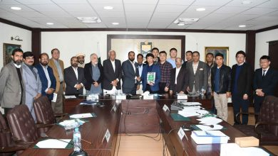 Chinese Delegation of Shandong companies visits ICCI to explore business collaboration