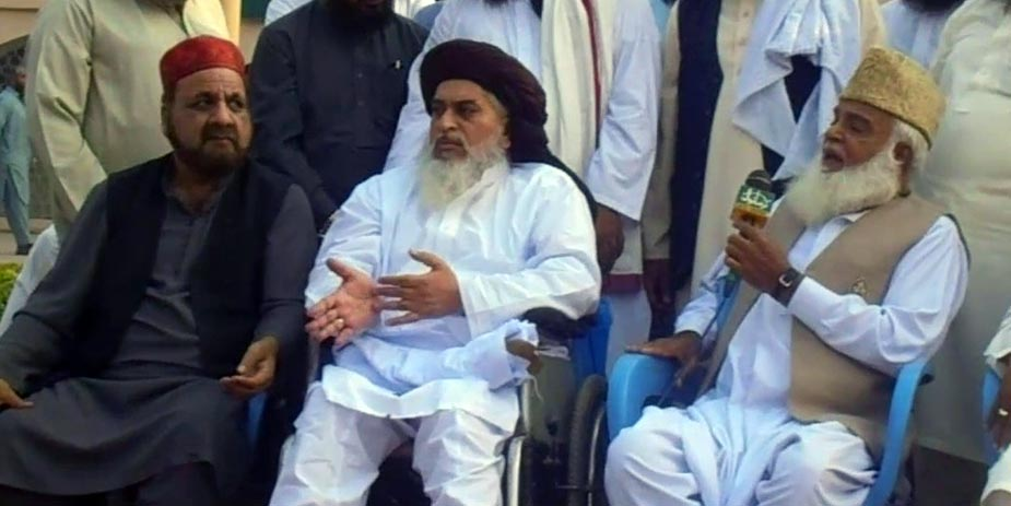 Govt registers cases against key leaders of TLP