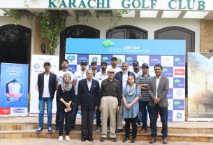 LRBT Second charity golf tournament at Karachi Golf Club (1)