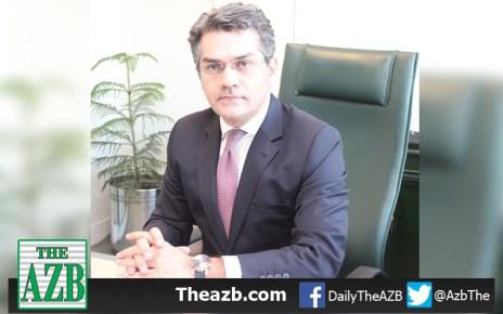 SECP Chairman Farrukh H Sabazwari