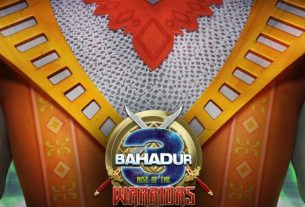 Waadi Animations & ARY FILMS Present 3 Bahadur - Rise of the Warriors1