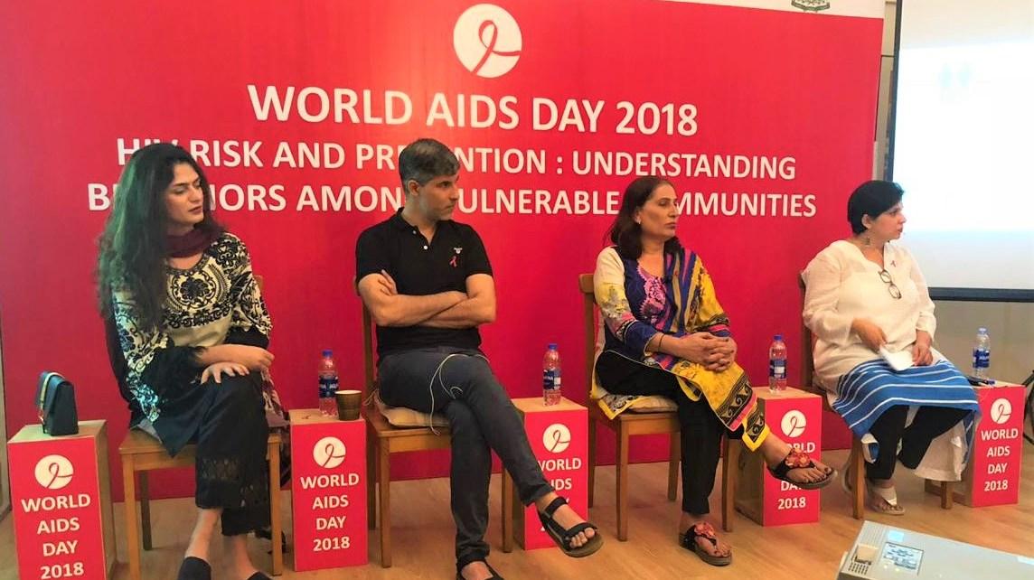 World AIDS Day 2018 - Parwaz