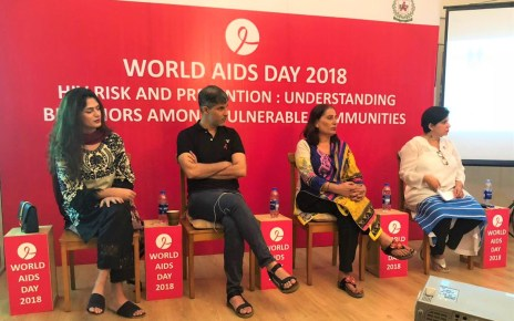 World AIDS Day 2018 - Parwaz