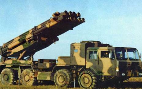 Army inducts A-100 Rocket in MLRS of its Corps of Artillery
