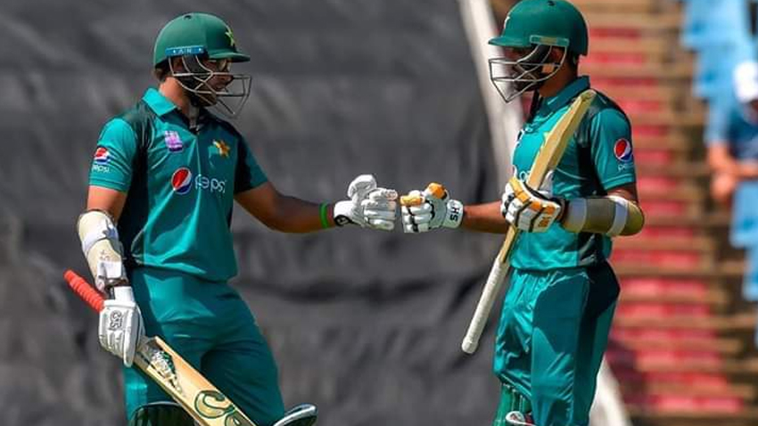 In the fourth One Day International of five-match series at Johannesburg, Pakistan beat South Africa by 8 wickets. Pakistan chased the victory target of 165 runs in 31.3 overs. Pakistani fast bowler Usman Shinwari was declared palyer of the match for his brilliant bowling performance. He bowled out four wickets. Earlier, Pakistan won the toss and elected to field.