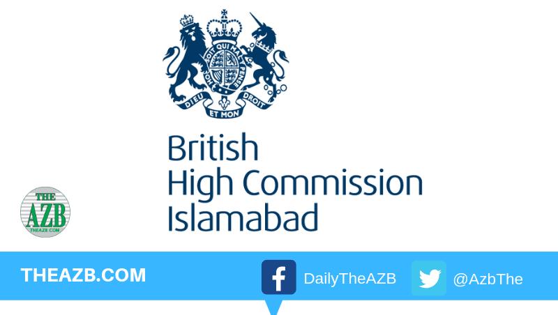 British High Commission Islamabad
